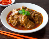 Curry Beef (Rendang)