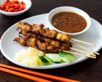 Chicken Satay Skewer